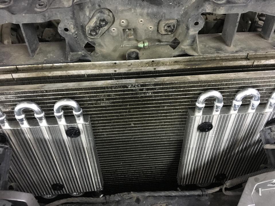 Работы по установке радиаторов дополнительного охлаждения CVT дешевле на 20%!