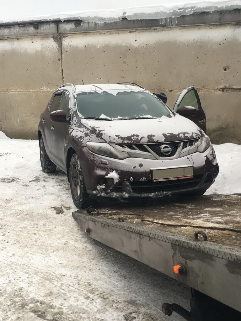 Nissan Murano: проблемы с запуском
