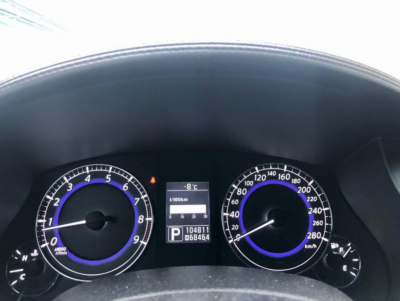 Заказать Решение проблемы с завышением показаний уровня топлива на многих Nissan/Infiniti (Infiniti EX25) - Фото 1