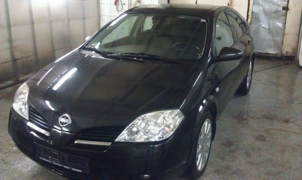 Заказать Nissan Primera P12: капитальный ремонт двигателя QR20DE - Фото 1