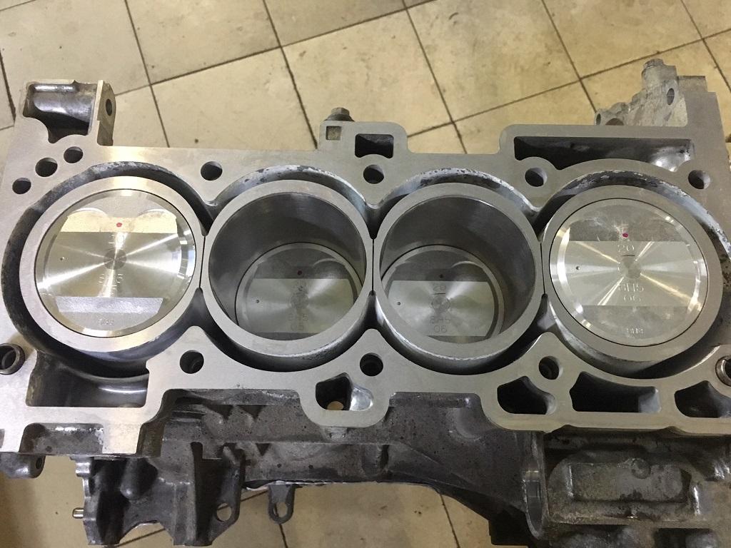 Заказать Nissan Primera P12: капитальный ремонт двигателя QR20DE - Фото 13
