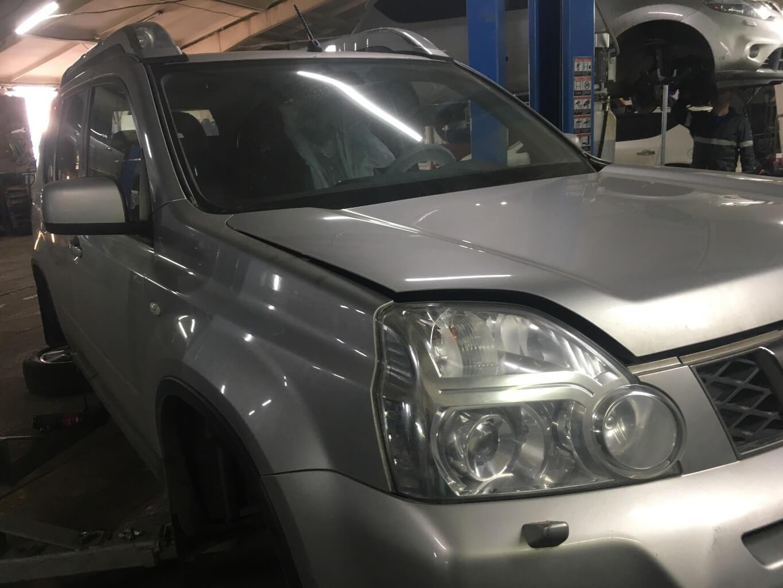 Заказать Nissan X-Trail T31: ремонт ходовой - Фото 1