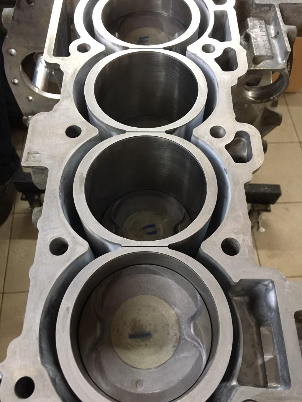 Заказать Nissan X-Trail T31: капитальный ремонт двигателя - Фото 2