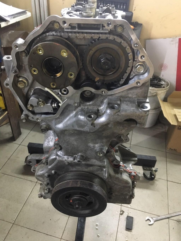 Заказать Nissan X-Trail T31: капитальный ремонт двигателя - Фото 6