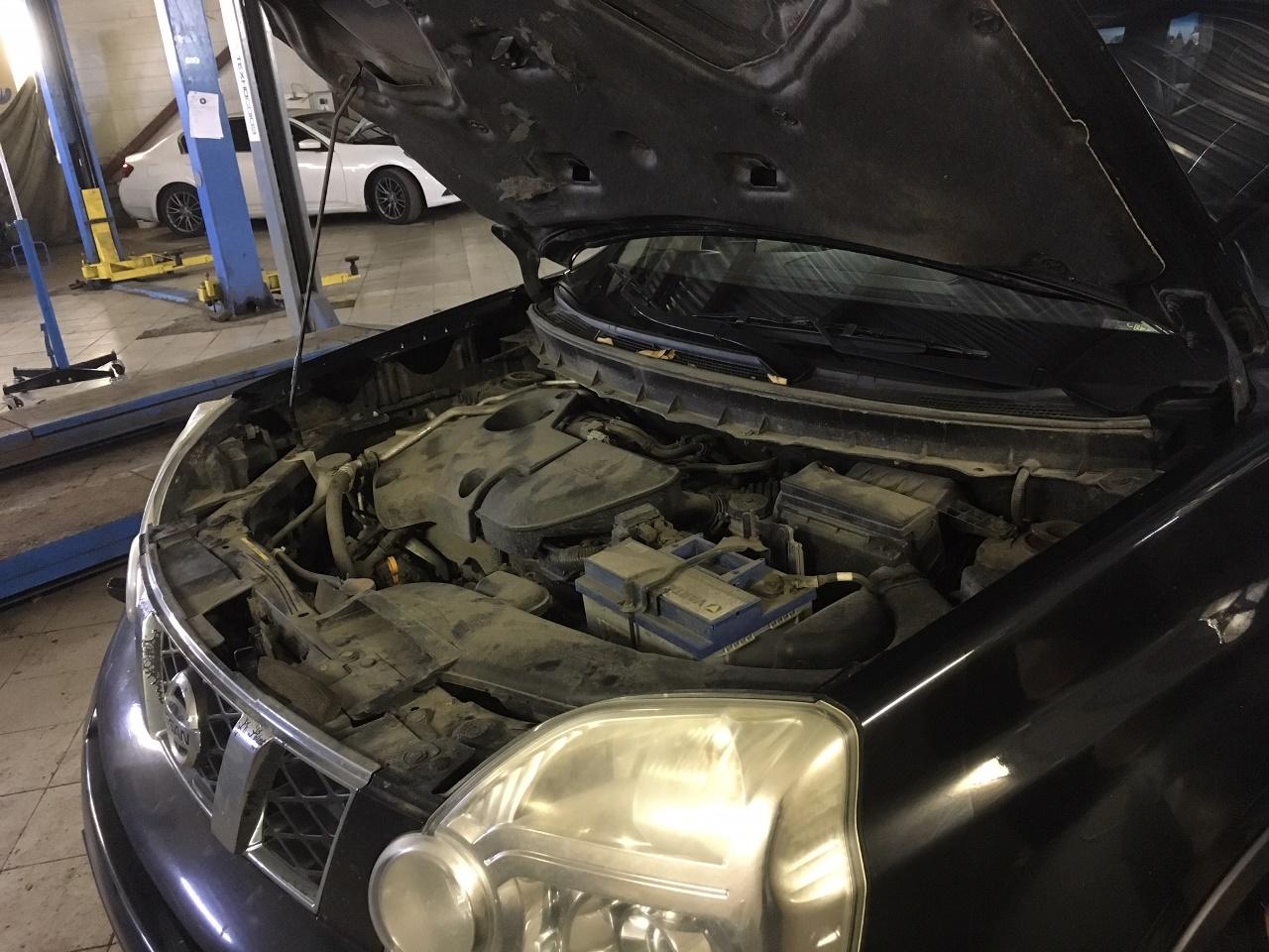 Заказать Nissan X-Trail T31: капитальный ремонт ДВС - Фото 1