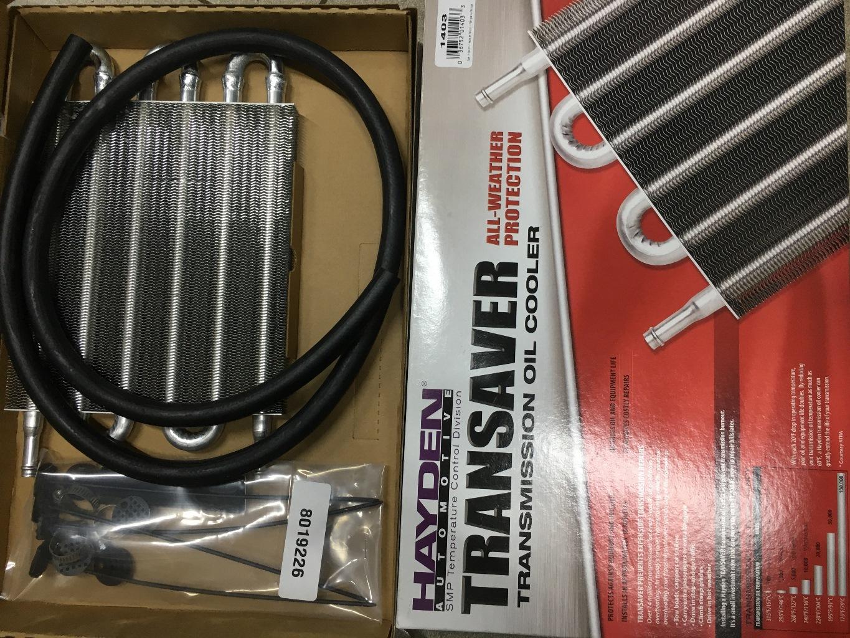 Заказать Nissan Murano Z51: установка радиаторов охлаждения CVT - Фото 1