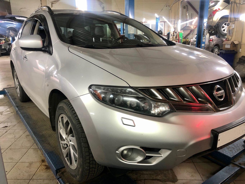 Заказать Nissan Murano Z51: замена прокладок масляных каналов - Фото 1