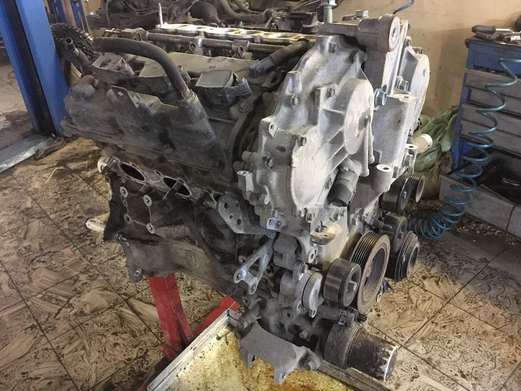 Заказать Nissan Murano Z51: частичный ремонт двигателя - Фото 4