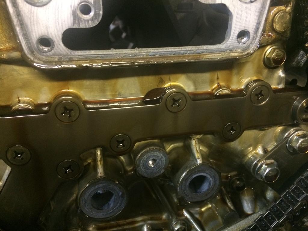 Заказать Nissan Murano Z51: частичный ремонт двигателя - Фото 5