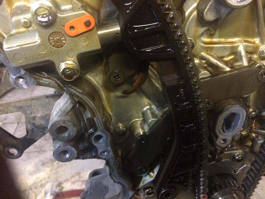 Заказать Nissan Murano Z51: частичный ремонт двигателя - Фото 6