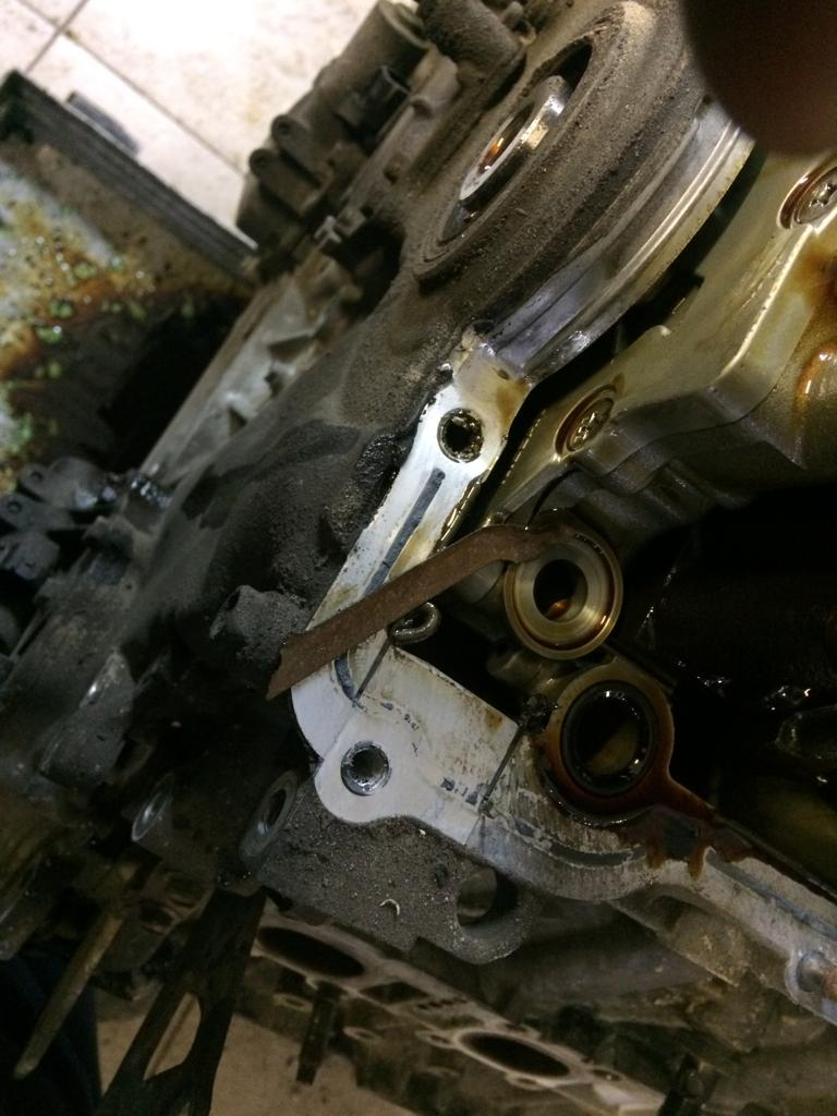 Заказать Nissan Murano Z51: частичный ремонт двигателя - Фото 7