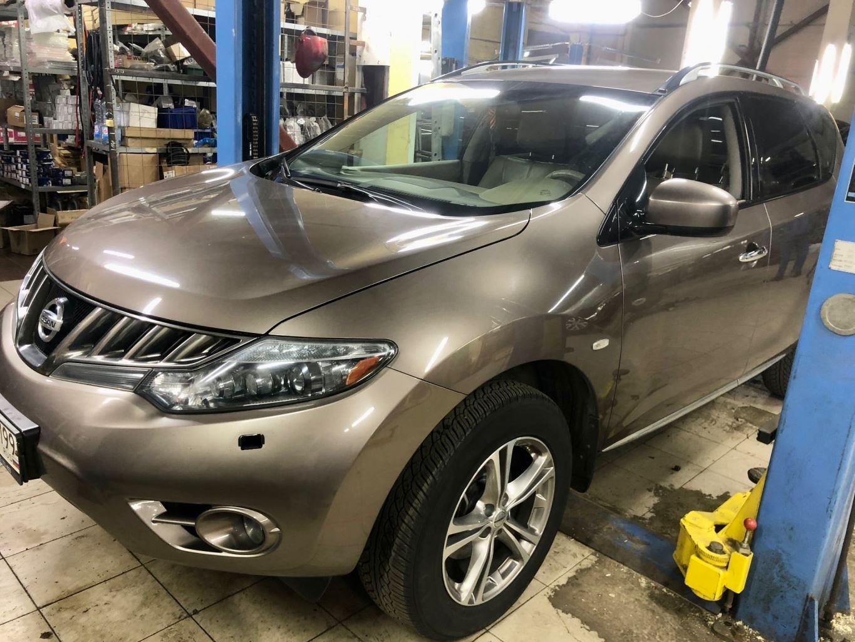 Заказать Nissan Murano: ремонт раздаточной коробки - Фото 1