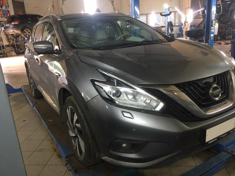 Заказать  Nissan Murano Z52: ремонт трансмиссии - Фото 1